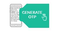 Generate OTP