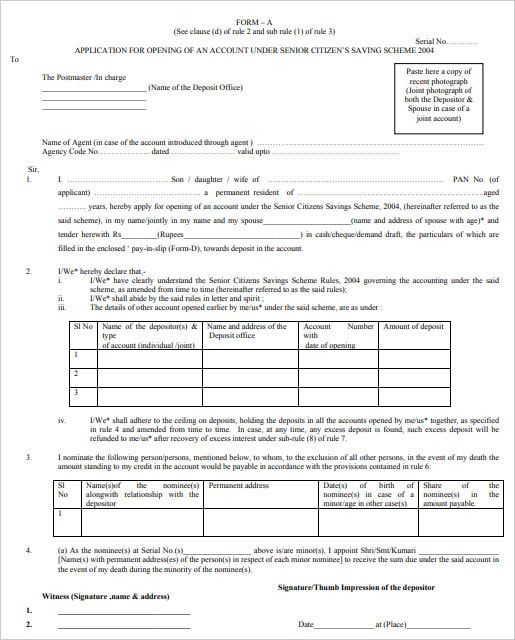 SCSS opening form 1